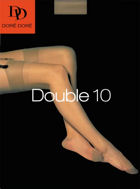 Doré Doré stockings Double Dix 20